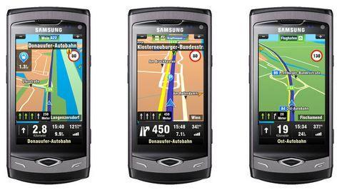 navigatore per samsung
