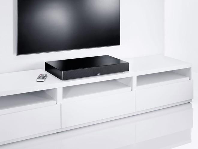 Canton DM50, base per TV con sistema audio integrato - HDblog.it