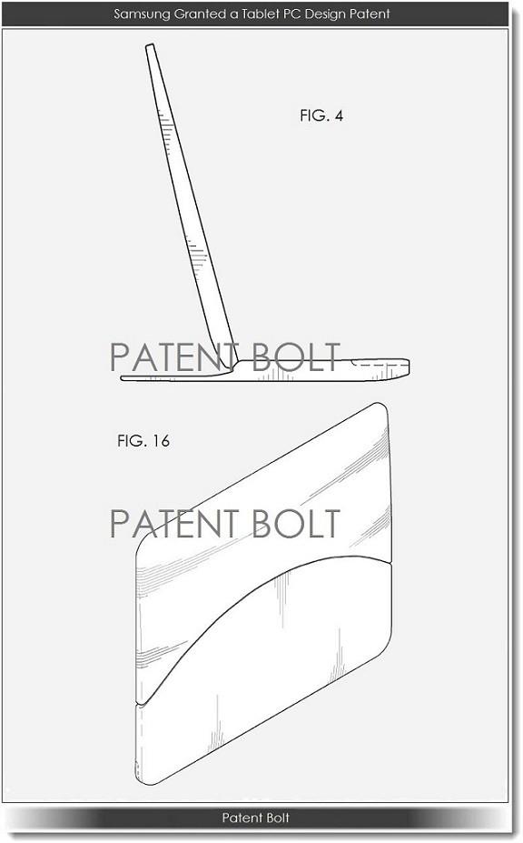 Samsung impegnata con i primi brevetti per display flessibili formato tablet - HDblog.it