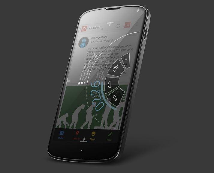 Paranoid Android: novità per il PIE Control in arrivo