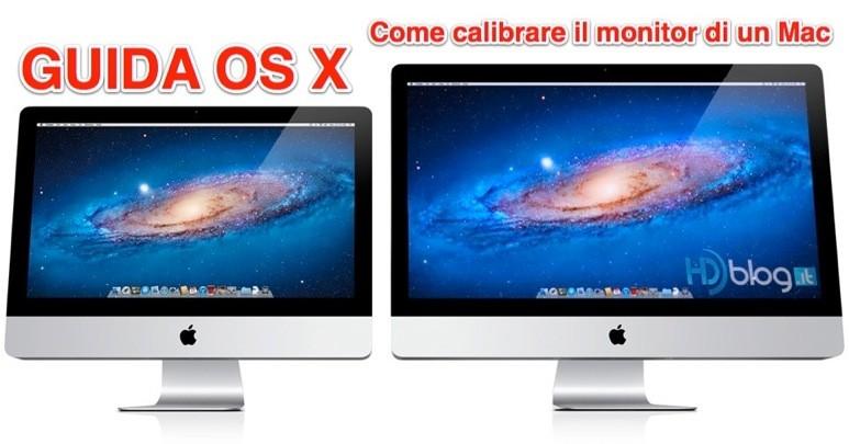 Come Regolare Lo Schermo.Guida Os X Come Calibrare Il Colore Del Monitor Di Un Mac