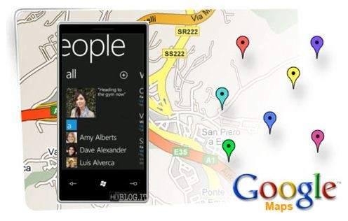 Google Maps anche su Windows Phone - Windows Phone - HDblog it