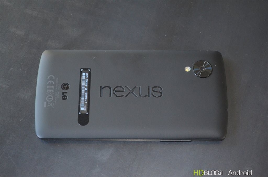 Nexus 5: la recensione di hdblog hdblog.it