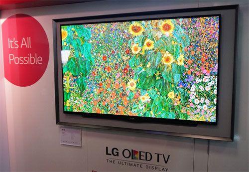 Ad Un Evento Tenuto Nel Regno Unito, LG Ha Lanciato Un Nuovo Modello Di TV  OLED, Il 55EA880W, Definito Il Gallery OLED TV. Come Di Può Vedere  Dallu0027immagine ...