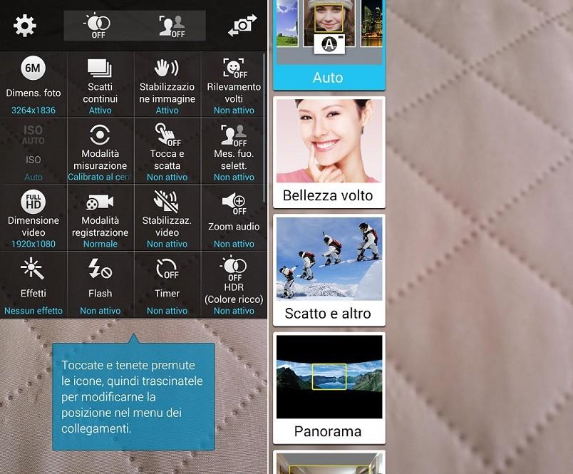 Disponibile la Fotocamera del Galaxy S5 per altre ROM Touch Wiz
