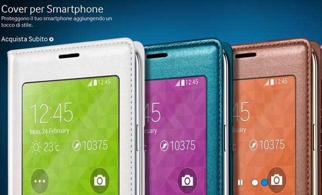 Samsung italia riapre lo store online per l 39 acquisto degli accessori - Samsung dive italia ...