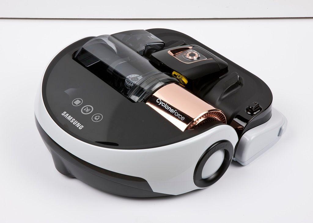 In Occasione Di IFA 2014, Samsung Lancia Powerbot VR9000, Il Nuovo Robot  Per La Pulizia Dei Pavimenti In Totale Autonomia. VR9000 Permette Di  Eliminare ...