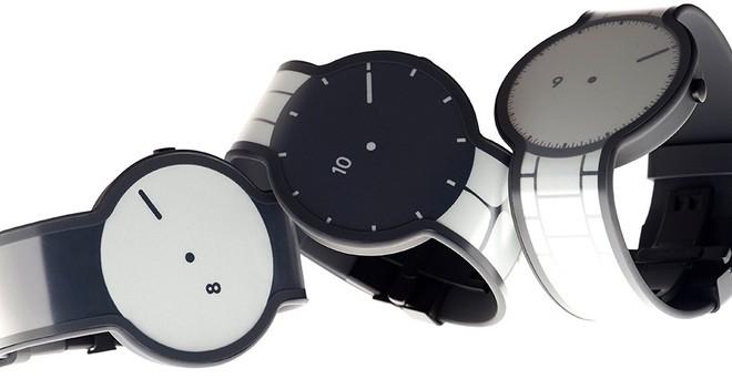 FES Watch, l'orologio 100% E-ink: anche il cinturino!