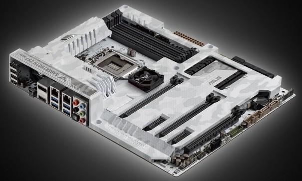 ASUS presenta la scheda madre TUF Sabertooth Z97 Mark S - HDblog it