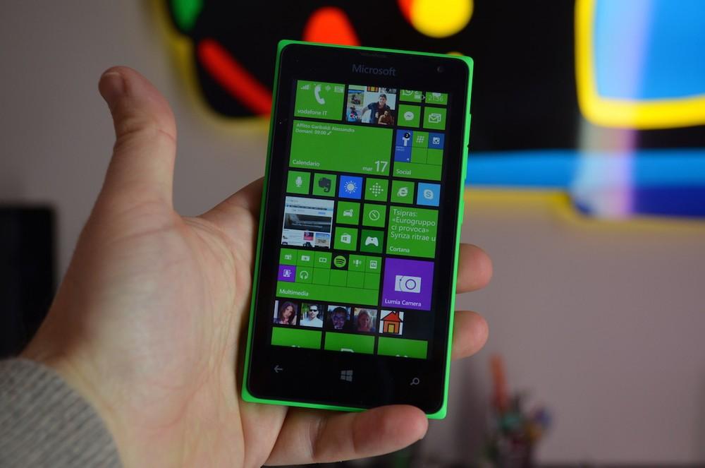 Lumia 435 La Recensione Di Hdblogit Hdblogit