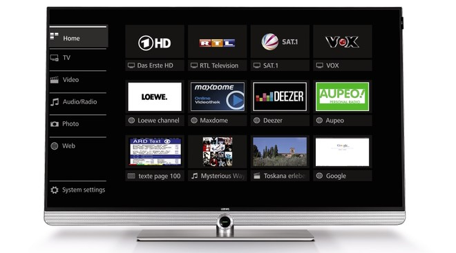 Loewe lancia le Smart TV Art Ultra HD con audio da 80W - HDblog.it