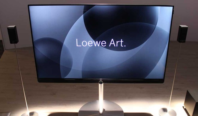 Loewe lancia la Smart TV Art Ultra HD da 48\