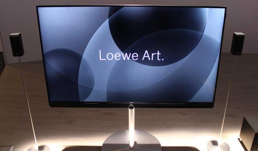 Loewe lancia la Smart TV Art Ultra HD da 48\