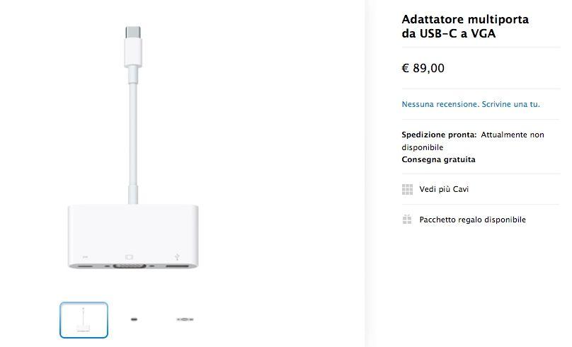 collegare 2 monitor esterni al MacBook Pro