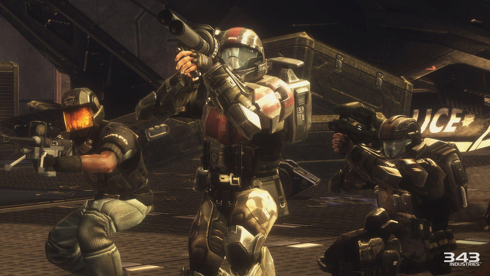 Matchmaking della campagna Halo 4