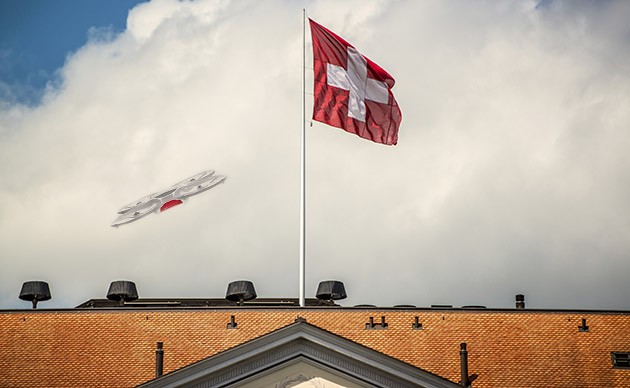 Anche la Svizzera consegnerà la posta con i droni da questa estate