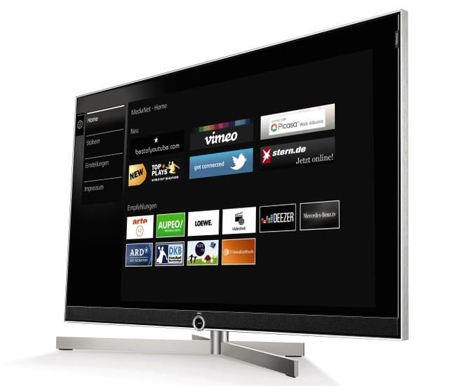 Loewe annuncia i prezzi delle Smart TV 55\