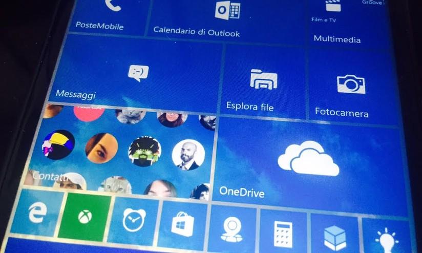 e32f2f5f1a483 Windows 10 Mobile potrebbe non arrivare prima di novembre ...