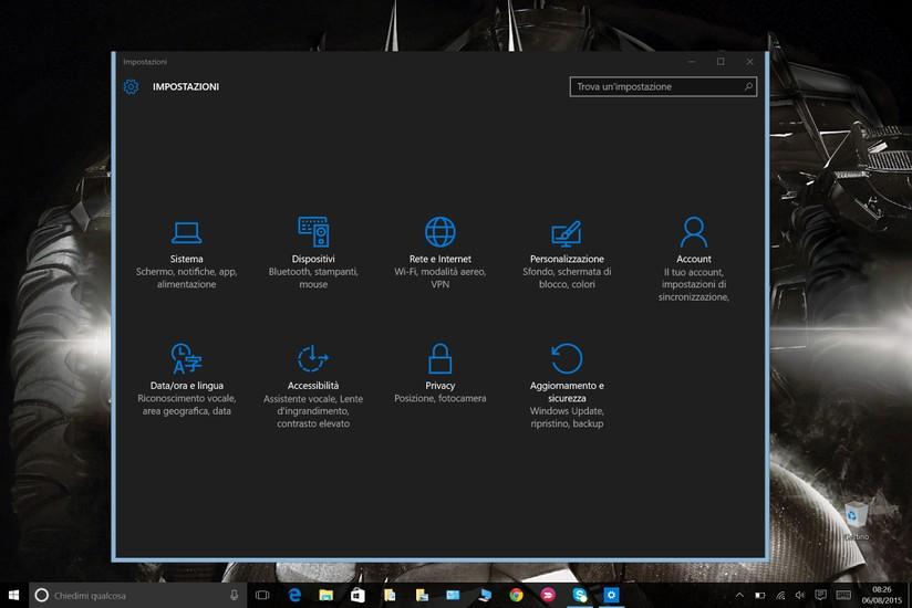 Windows 10 Attivare Il Tema Scuro In Pochi Passaggi Hdblogit