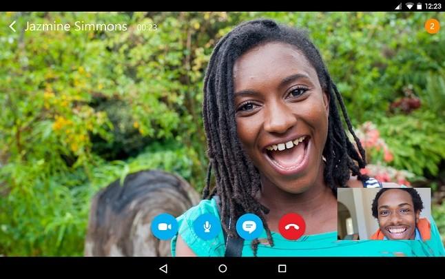 Skype 5.10 per android aggiunge le suonerie personalizzate ed una