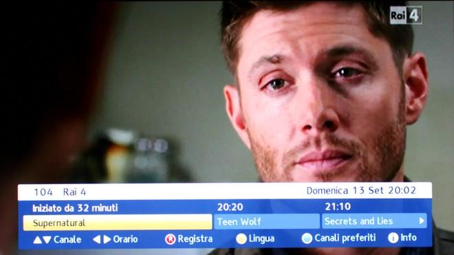 Rai 4 è visibile al canale 104 di Sky e sarà presto in HD