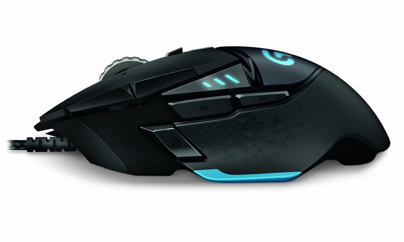 3a84260359f Logitech G502 Proteus Core: mouse gaming in offerta su Amazon ...