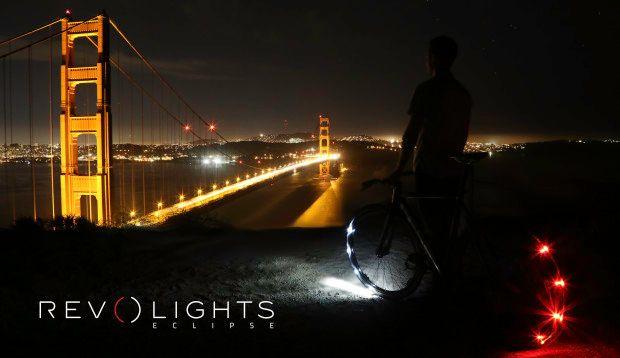 Revolights eclipse la migliore illuminazione notturna per