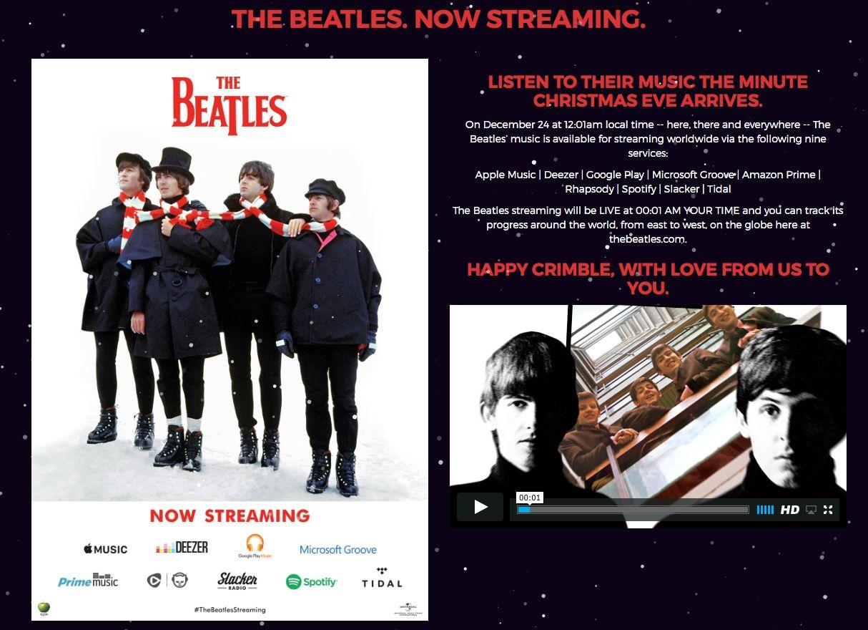 tutta la discografia dei beatles