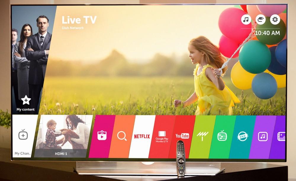 Lg Distribuirà Laggiornamento Per Smart Tv A Webos 30 A Partire Da