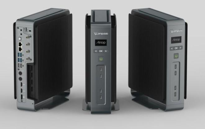 Airtop è un piccolo PC fanless potentissimo da 3000$