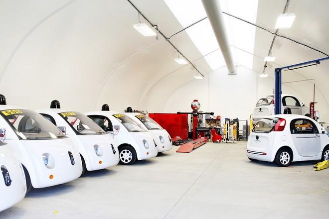 Le strade dove Google testa le auto autonome sono per veri fanboy