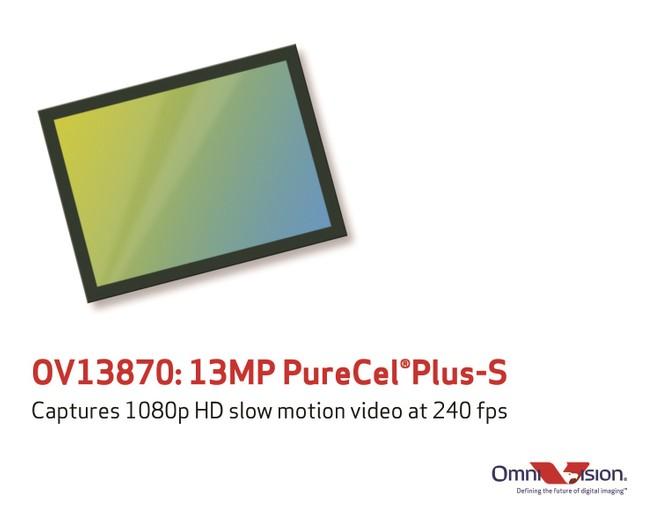 """OmniVision presenta OV13870, un nuovo sensore fotocamera da 13 MP """"big pixel"""" di fascia alta"""
