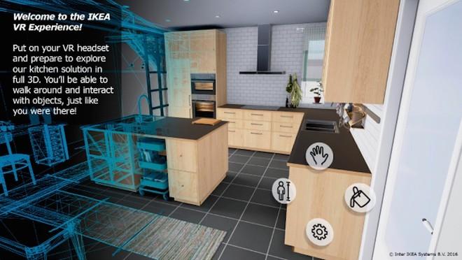 IKEA, da oggi le cucine si progettano in realtà virtuale con Kitchen ...