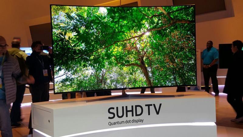 La Gamma 2016 Di TV Samsung Punta Con Forza Sulla Tecnologia Quantum Dot. A  Confermarne Lu0027importanza è Il Nome Attribuito Ai Nuovi Modelli: Quantum Dot  ...