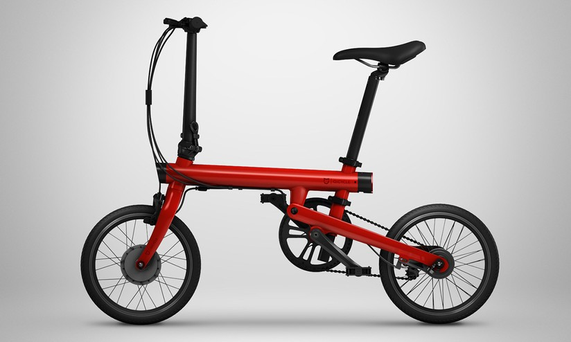 Xiaomi Presenta La Mi Qicycle Bici Elettrica Pieghevole Da Soli 400