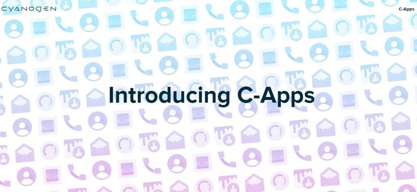 Cyanogen OS, disponibili al download le C-Apps per la CyanogenMod 13
