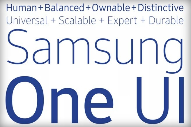 SamsungOne: Anche Samsung ha sviluppato il suo font