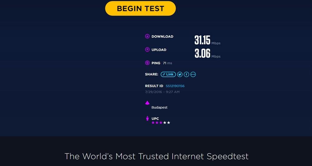 Speed Test mai così semplice con l'estensione Chrome di