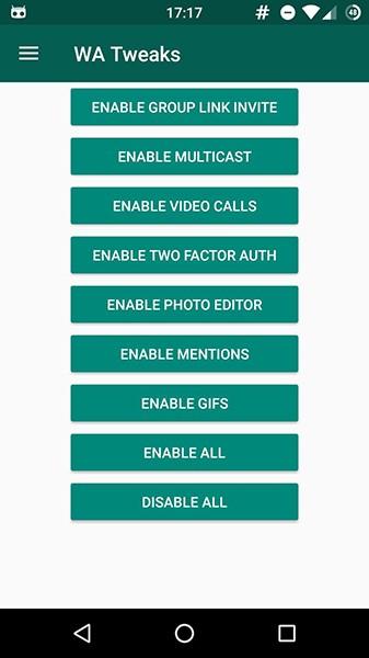 Whatsapp Beta, ecco come attivare GIF e tutte le opzioni nascoste