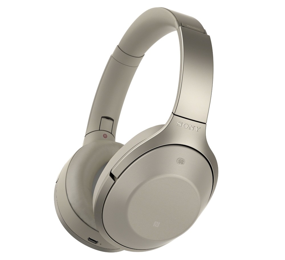 Sony cuffie MDR-1000X Bluetooth  isolamento totale  477c6064fc94
