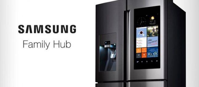 Samsung family hub arriva in italia la rivoluzione del for Frigorifero samsung con schermo