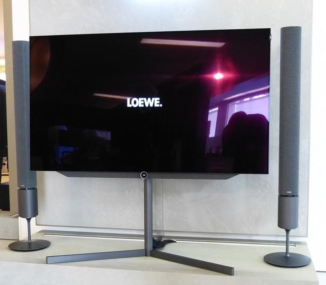 Loewe klang 5 è il sistema audio wireless per i TV Loewe - HDblog.it
