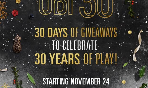Calendario Ubisoft.Il Calendario Di Ubisoft Offre 30 Giorni Di Regali Il Primo