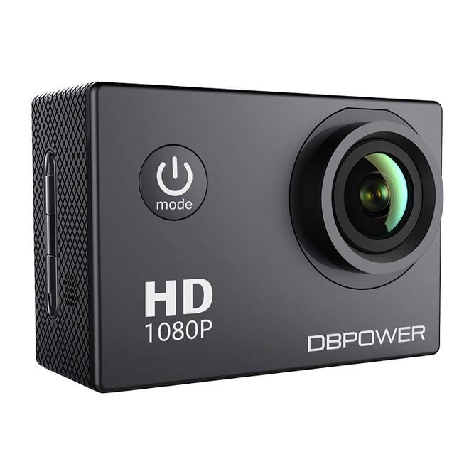 Il regalo di natale action cam 1080p a 21 con tanti for Regalo camera