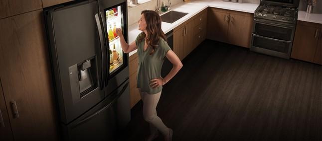 LG annuncia i frigoriferi Smart InstaView con webOS e Amazon Alexa ...