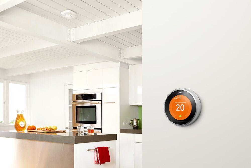 Schema Collegamento Termostato Nest : Nest le soluzioni per la smart home arrivano ufficialmente in