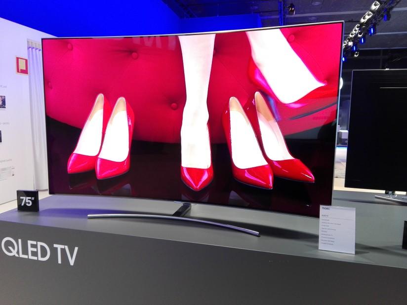 Samsung  ecco tutti i nuovi TV QLED e Ultra HD della gamma 2017 ... 39dce210967