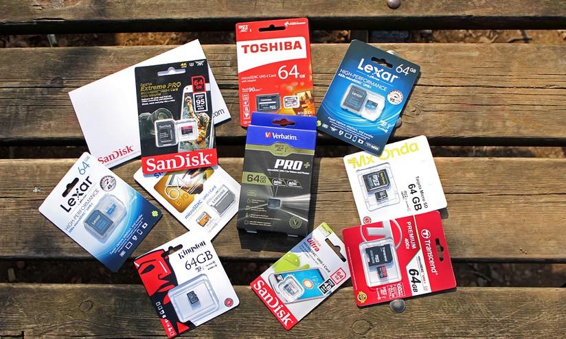 3e677447de Come scegliere una microSD: guida all'acquisto #report #analisi ...