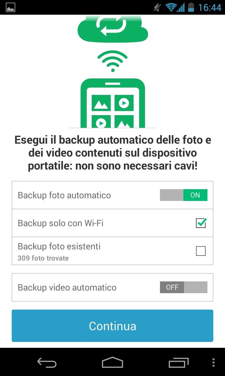 I migliori Cloud Drive per Android - HDblog.it 601015d8c68c