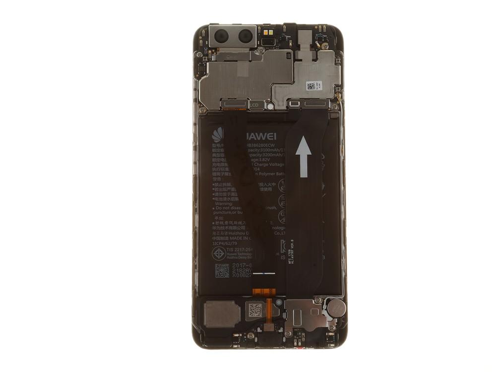 Schemi Elettrici Huawei : Huawei p10 fatto a pezzi: smontaggio e componenti hdblog.it